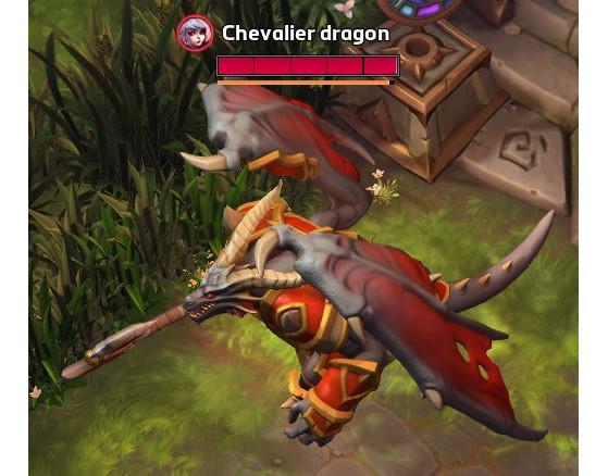 Le Chevalier Dragon est libre, sa puissance vous appartient ! - Heroes of the Storm