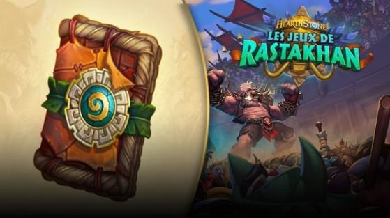 Hearthstone Jeux de Rastakhan : affichez votre esprit d'équipe