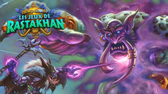 Hearthstone : decks Rastakhan (Rastakhan's Rumble)