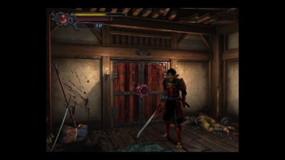 Samanosuke équipé de Enryu en 4:3 - Millenium