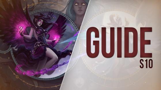 Guide LoL Morgana, Mid, S10