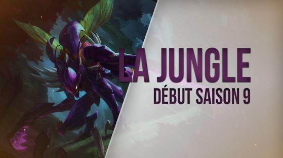 LoL : Guide de la jungle en saison 9, 9.2