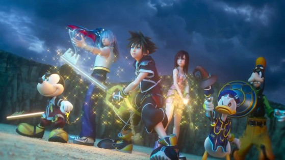 Test Kingdom Hearts 3 sur PS4, Xbox One