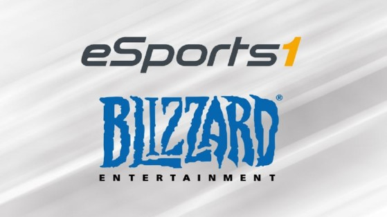 Blizzard : accord Sport1 diffusion Hearthstone, Overwatch