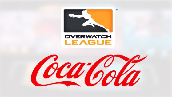 Overwatch League : Blizzard et Coca-Cola partenaires officiels