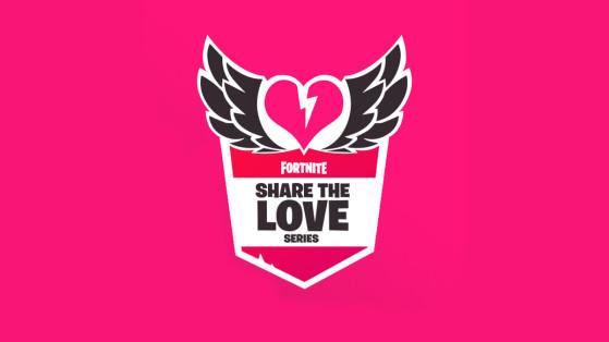 Fortnite : tournoi répandez l'amour, informations et format
