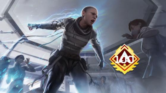 Apex Legends : Dizzy, premier joueur niveau 100