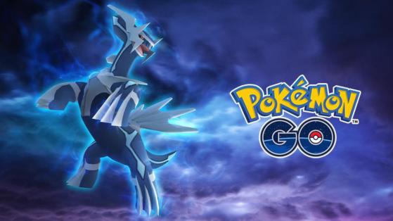 Pokemon GO : Combattre et capturer Dialga en Raid