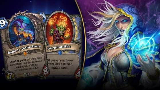 Hearthstone : Deck Mage Impair Aggro