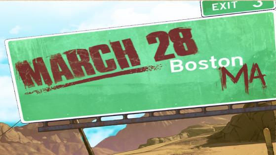 Borderlands 3 : Teaser, annonce le 28 mars ?