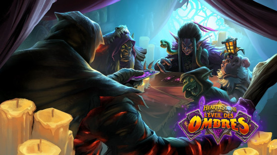 Hearthstone extension L'Eveil des Ombres : Légion du MAL, League of EVIL