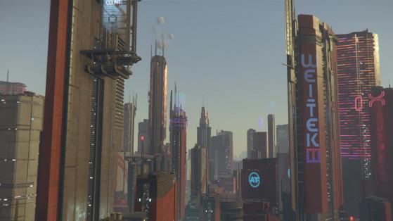 Star Citizen : Area18
