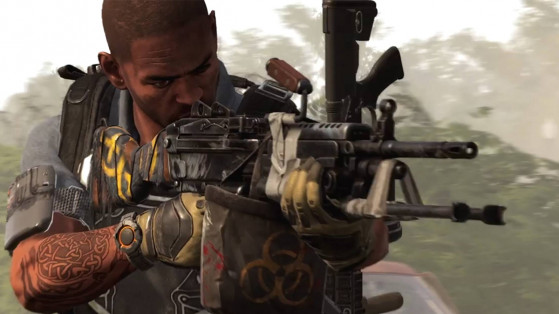 Guide The Division 2, arme exotique : LMG Pestilence