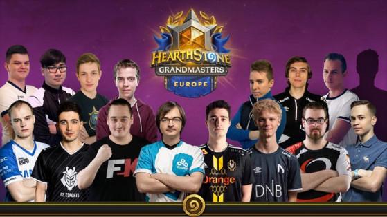 Hearthstone Grandmasters : suivi, joueurs, Europe, NA, APAC, résultats