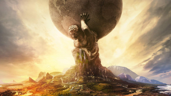 Civilization 6 : Environment skin Sid Meier's Civilization 5
