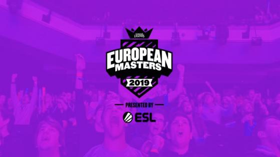 LoL - European Masters : le top joueur par poste, hors scène française