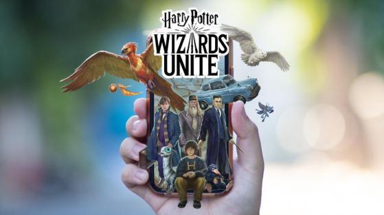 Test Harry Potter Wizards Unite sur iOS et Android
