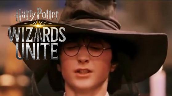 Harry Potter Wizards Unite : Comment rejoindre une maison