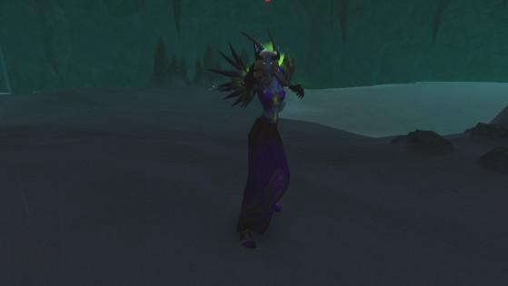 Une Erinys ... - World of Warcraft