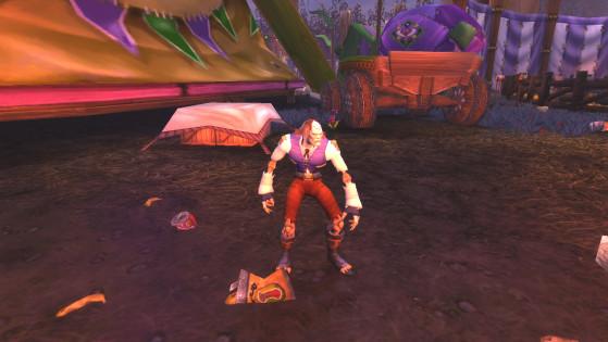 Non, ce n'est pas Chronos qui les a créées en coupant le membre viril de son père... - World of Warcraft