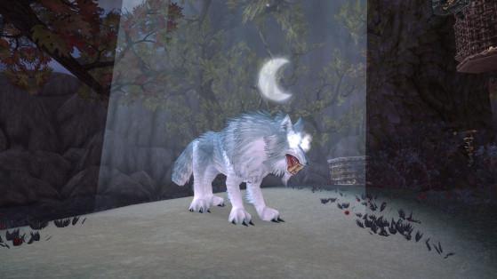 La Mère de la Tanière hante les bois de Sombrelune - World of Warcraft