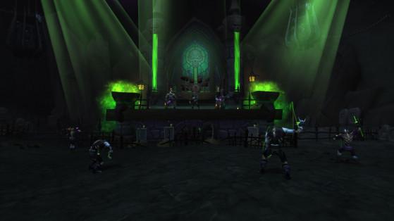 Concert des Sangliers Noirs - World of Warcraft