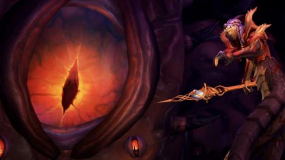 21 guildes ont vaincu Uu'nat, héraut du Vide - World of Warcraft