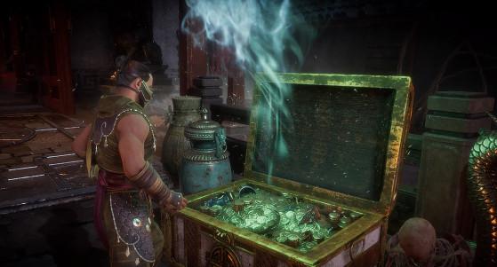Guide Mortal Kombat 11 : Farm pièces, coeur, âmes, Koins, soul fragments