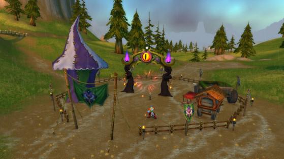 Horde : Mulgore - World of Warcraft