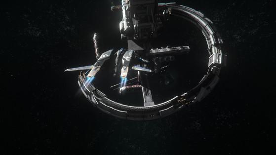 Star Citizen : la mission d'investigation dans une station abandonnée