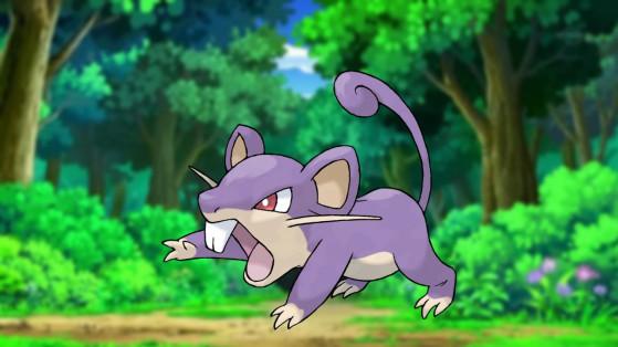 Pokemon Rumble Rush : forêt Rattata, soluce