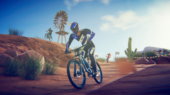 Test de Descenders sur PC, Xbox One