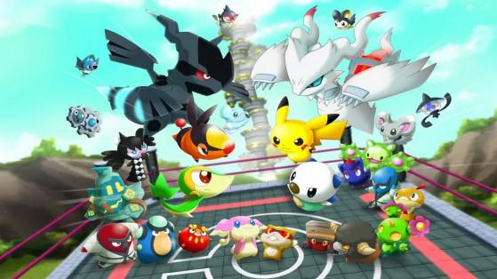 Pokémon Rumble Rush : Rouages, Minerouages