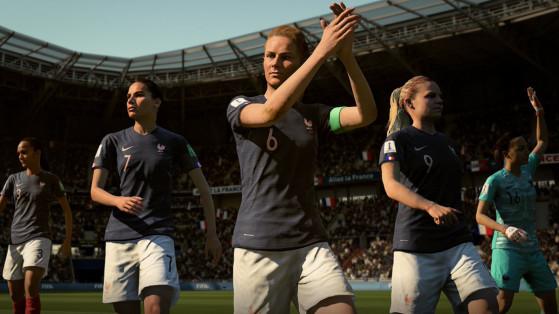 FIFA 19 : jouez la finale de la Coupe du Monde féminine