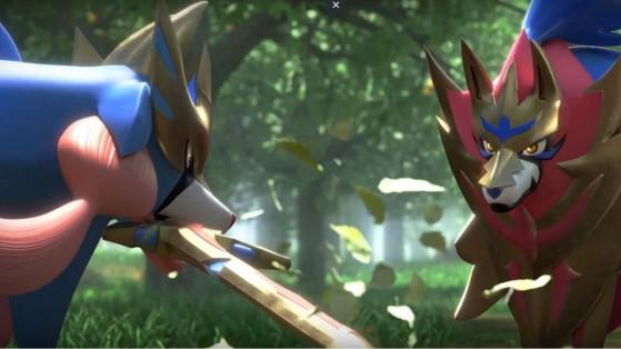 Pokemon Épée et bouclier : Zacian et Zamazenta, nouveaux légendaires