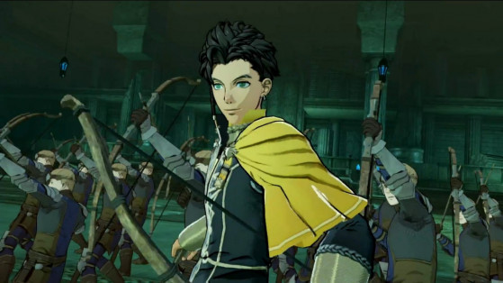 Fire Emblem Three Houses : Liste des Classes, promotion, examen