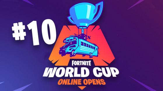 Fortnite World Cup : semaine 10, DUO, EU, suivi, classement et résultats