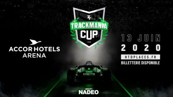 ZrT TrackMania Cup 2020 : les finales à l'AccorHotels Arena de Bercy