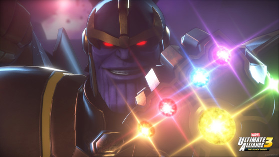 Test Marvel Ultimate Alliance 3 sur Nintendo Switch