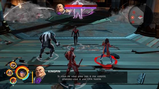 Il est directement possible de rejouer certains boss fights dans le mode défi. - Millenium