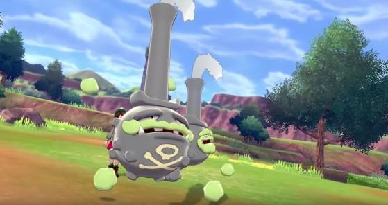 Types Poison Fée - Pokémon Épée et Bouclier