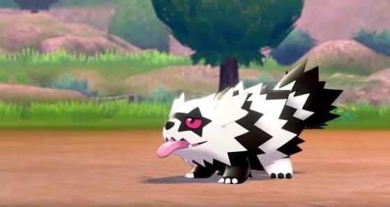 Types Ténèbres Normal - Pokémon Épée et Bouclier