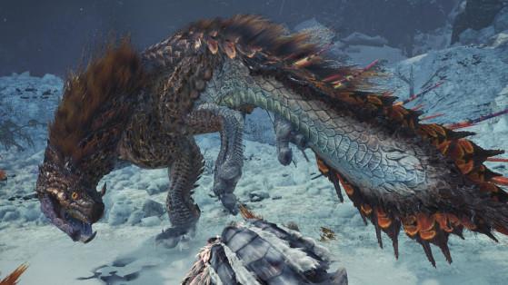 MHW Iceborne : Guide Tobi Kadachi Vipère, monstres