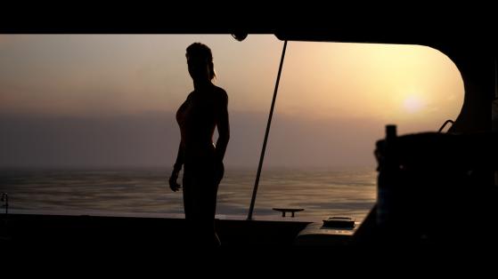 Un jeu d'ombre et de lumière - Millenium
