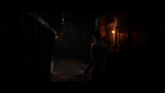 Des couloirs sombres - Millenium