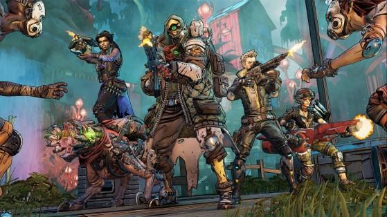 Guide Borderlands 3, end game : Arènes, Mode Chaos et Niveaux de Gardien