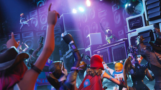 Fortnite : mission Folie de la danse, défis, saison 10