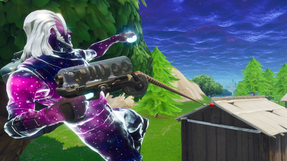Fortnite : maj 10.30, mise à jour, patch note - Millenium