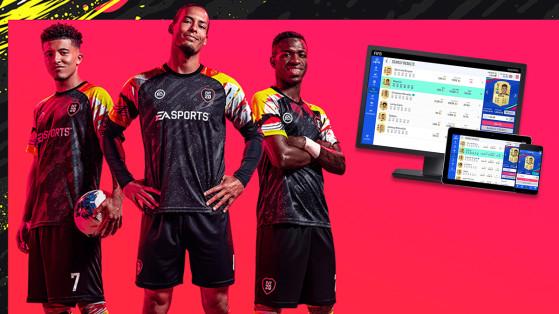 FIFA 20 : Application web et Companion app, les dates de sortie