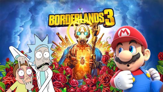 Borderlands 3 : Toutes les armes légendaires easter egg, legendary